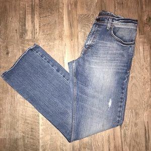 Mens Bootcut Arizona Jeans